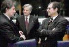 Finanzminister unter sich