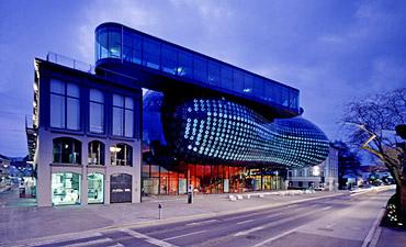 Kunsthaus Graz, LMJ Foto: Eduardo Martinez