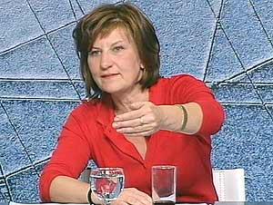 Ursula März (Bild: ORF - Johannes Puch)