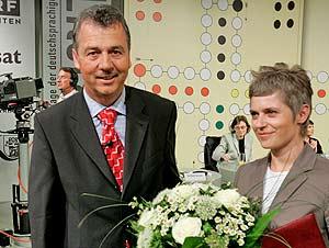 Willy Mitsche, Natalie Balkow (Bild: Johannes Puch)