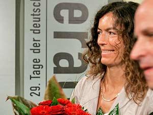 Anne Weber, Wolfgang Lorenz (Bild: Johannes Puch)