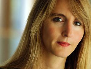 Annette Mingels, Autorin, TDDL 2006 (Foto: Stefan Worring)